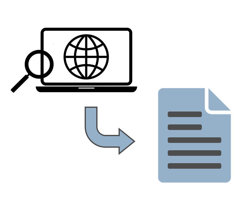 Webスクレイピングツールを作成します Webからのデータ収集の代行やツールの開発をします。 イメージ1