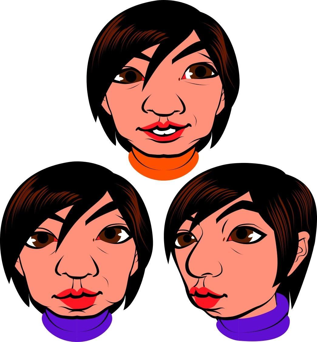 ほどよい似顔絵お描きします こちらはほどよい似顔絵用になります。