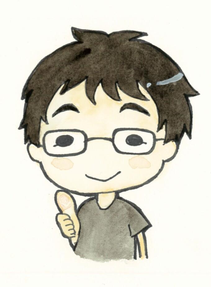 アイコンやプロフ用にゆるかわ似顔絵描きます 『ブログやHPに使いたいけど、写真は...』という方はぜひ