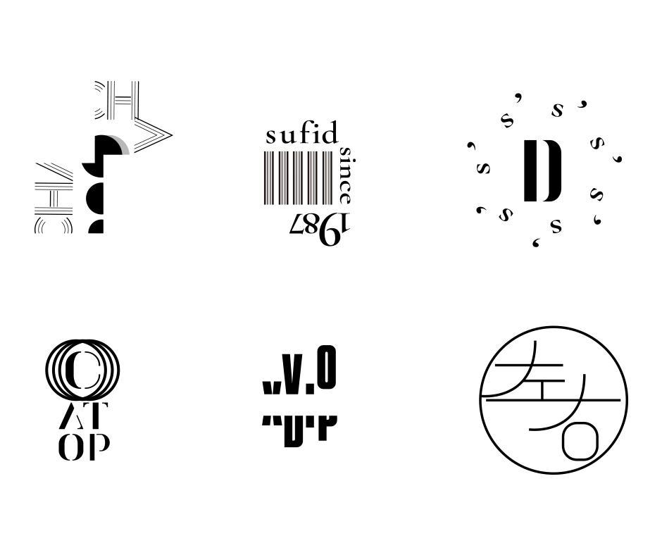 モダンでシンプル!ロゴ制作します ユニック、現代感溢れて、洗練されたデザイン