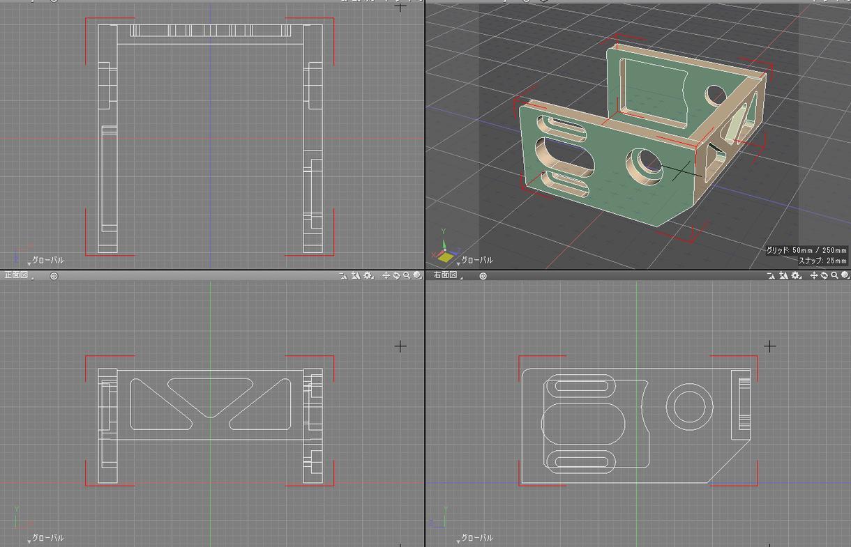 お急ぎの3Dデータの作製お手伝いします 製品や部品のサンプル画像等、3Dデータ作製にご利用下さい。