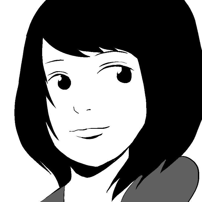 スタイリッシュな似顔絵描きます SNSや個人のお店のチラシなどに映えます