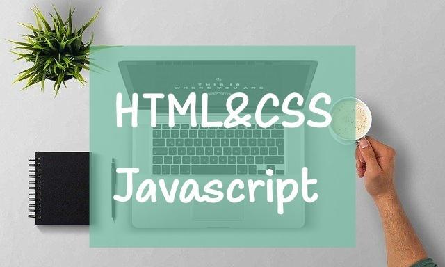 HTML&CSS,JSのコーディング代行します 低価格でコーディングします!!!! イメージ1