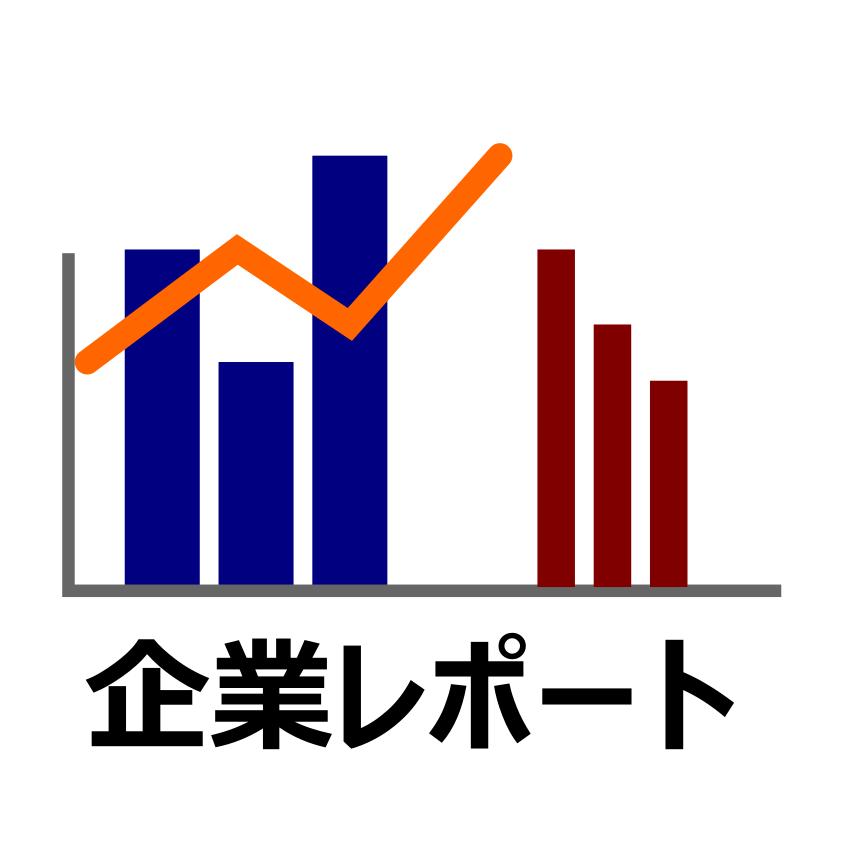 指定した上場企業の業績分析レポートつくります データと数字から企業のビジネスや意外な視点が分かるかも! イメージ1