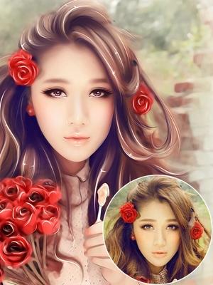 似顔絵をデザイン イメージ1