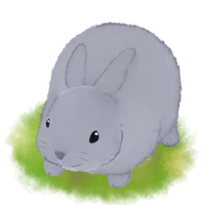 絵本風♪ペットやお好きな動物のイラストを制作します ふんわりとしたタッチで優しい印象です♪