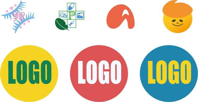 修正回数無制限!理想のロゴを作ります ご希望を元に一からデザインしたロゴはいかがでしょう イメージ1