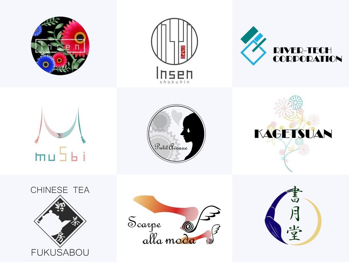 ロゴ作成・広報用画像など作成いたします 完全オーダーメイドでロゴ作成!駆け出しの起業家さんなどむけ!