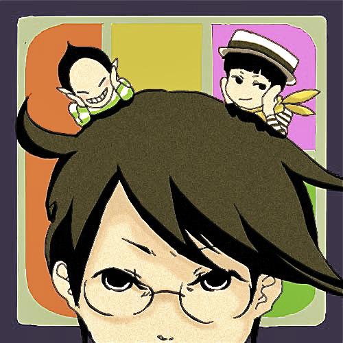 【コミックスタイル】アイコン、プロフィールデザインや似顔絵など描きます!