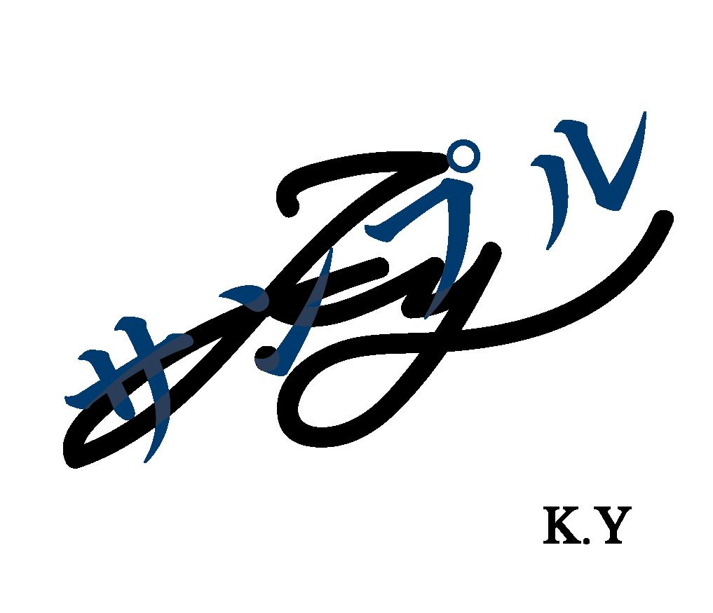 海外でも使える、オリジナルの署名サインを制作します サッと書ける、かっこいいあなたのサインをデザイン!