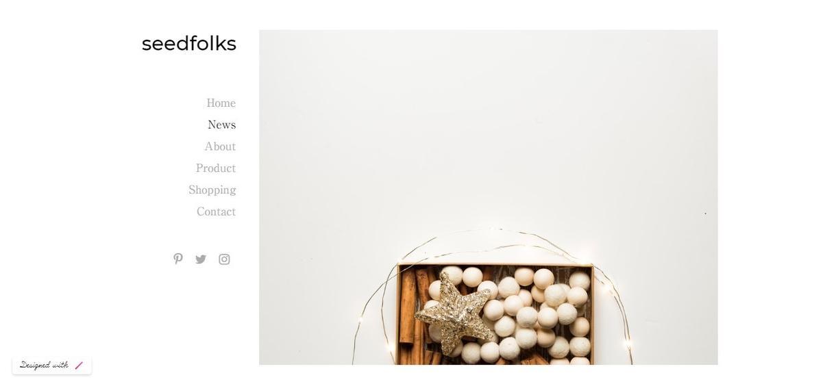 3万円で雰囲気のあるブランドページ制作します 格安スピーディーに商品・作品紹介ページが欲しい方におすすめ
