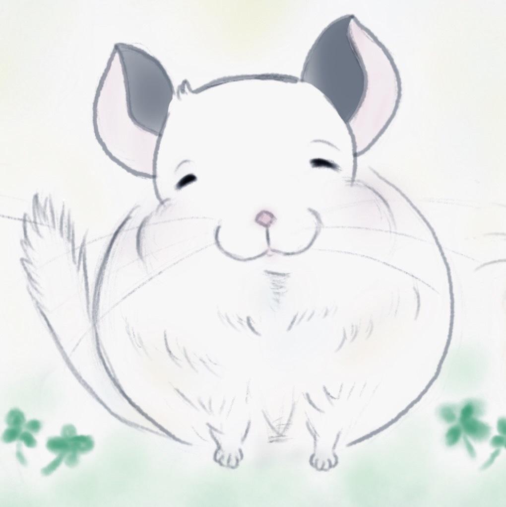 ことばを添えたゆるかわ動物イラスト描きます ほっこり癒されたいあなたへ(*^^*)