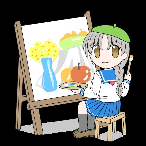 かわいい系の絵柄で挿絵を描きます ミニイラスト!広告やチラシのワンカットなどにどうぞ! イメージ1