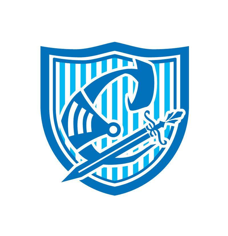 スポーツクラブロゴマーク作成します 気分最高!オリジナルロゴのユニフォームでハッスル!ハッスル!