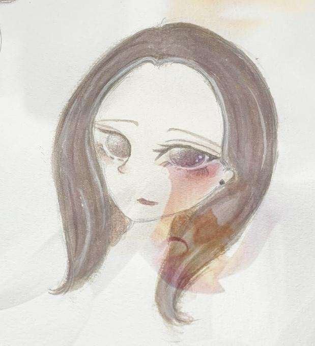 SNS用アイコン作成いたします 描くものは女の子中心の顔のみです。 イメージ1