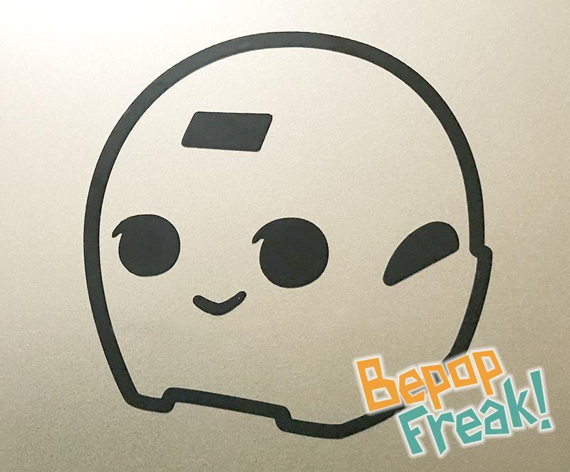 イラレデータ→ Bepopデータ変換します ビーポップでオリジナルカッティングステッカー!