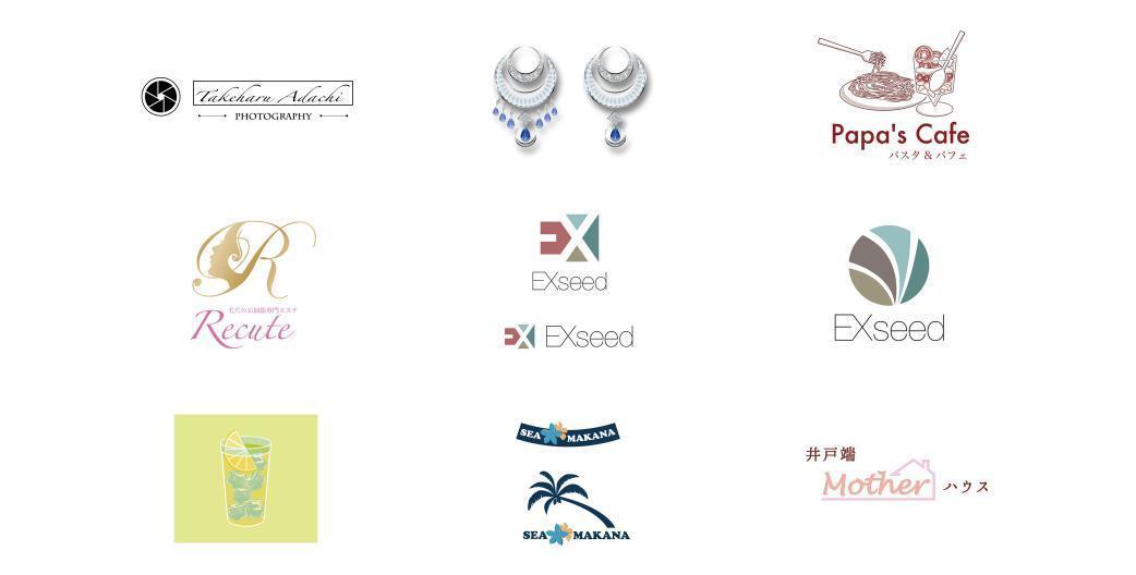 ご自宅サロンの高品質なデザインを格安で行います ネイルやエステなど開業時のメニューやロゴをデザインします!