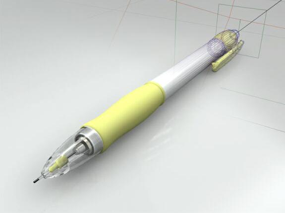 3D-CADデータ、CG、作成します 工業デザインや生産に関わるあらゆる立体形状を作成します。