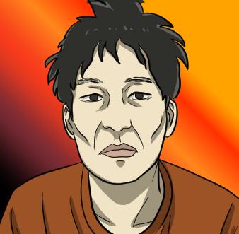 アニメ風似顔絵描きます SNSのアイコン、HP、プレゼントなどにご利用ください