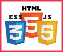 【HTML/CSS/JS】ホームページサイトコーディング承ります!