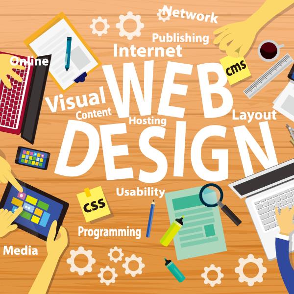 サンプルあり、本格的なホームページ制作します 高機能のWordPressテーマ使用