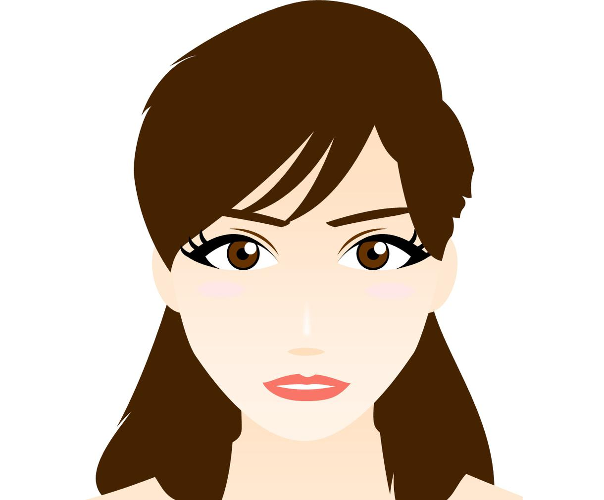 写真からあなたの似顔絵を描きます あなただけに届けるとっておきの似顔絵。心を込めて描きます。