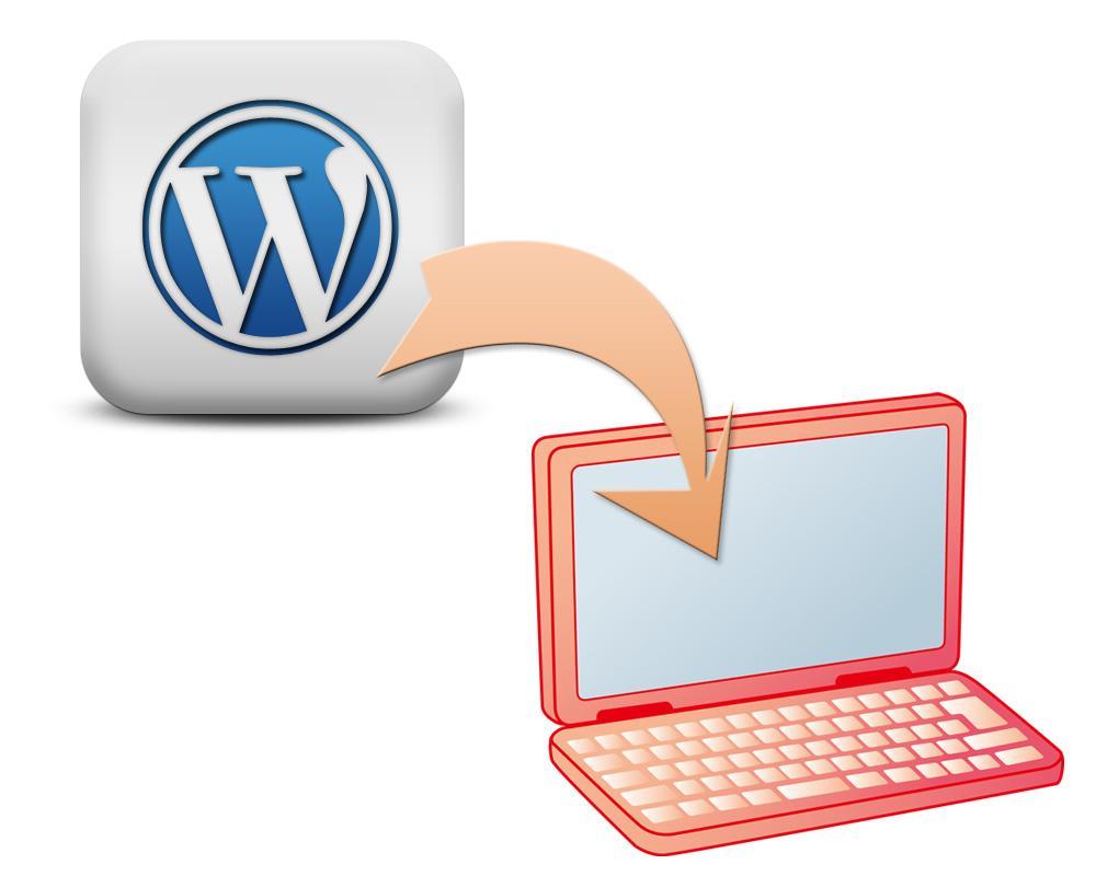 Wordpressが使える状態まで持っていきます(Wordpressのインストール)