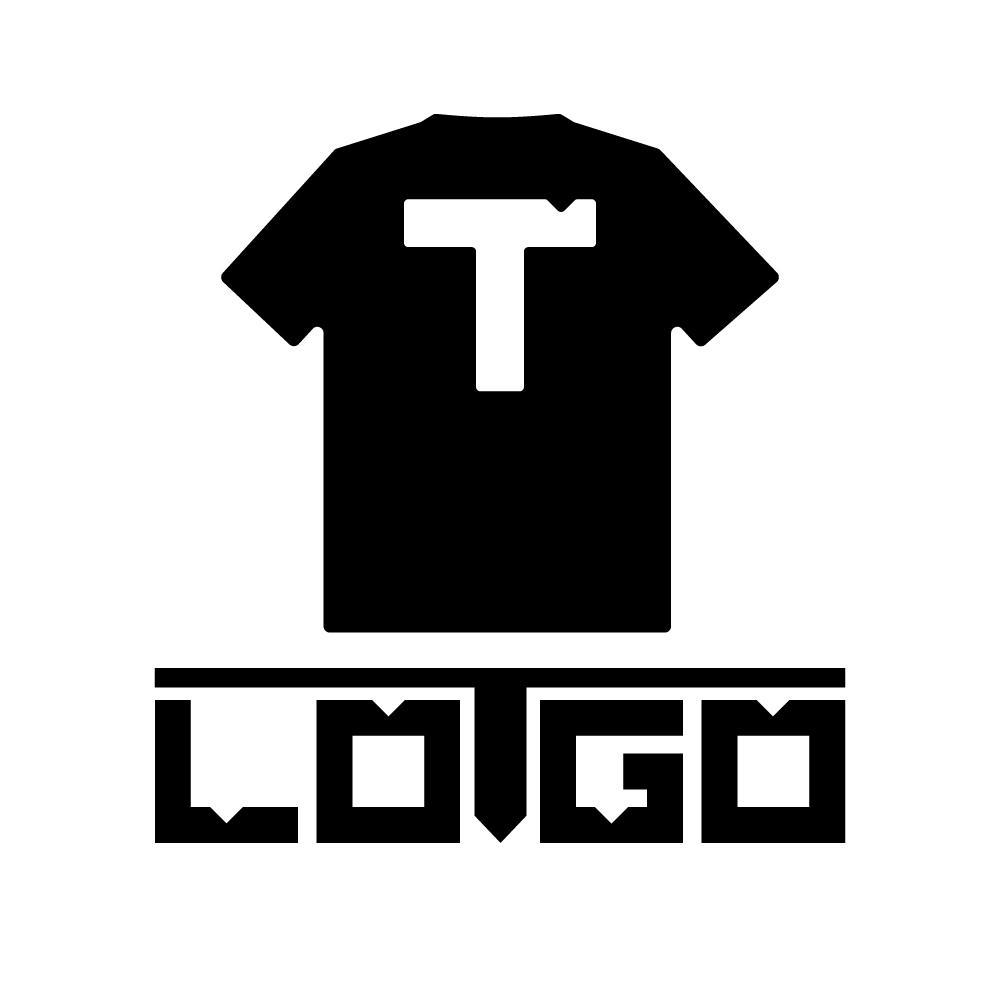 ご希望のロゴデザイン致します ロゴ入りのオリジナルTシャツを作りたいみなさまへ!