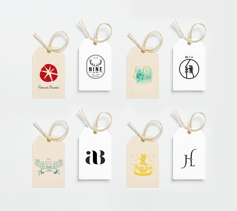 ミラノ在住デザイナーが心を込めてロゴデザインします ミニマルデザインからフェミニンな手書き風まで【修正無制限】