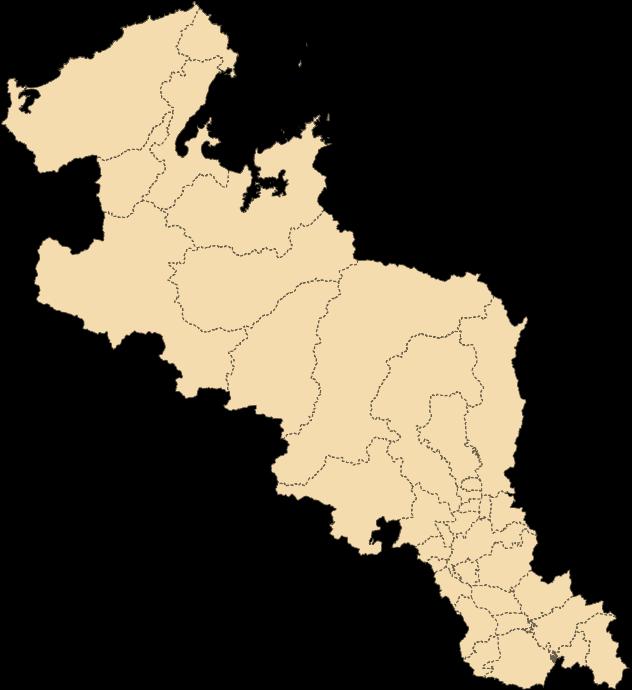 【返金保証します】 都道府県の地図素材をお譲りします