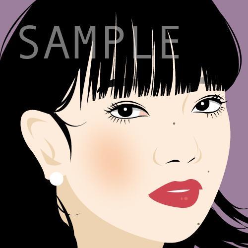 シンプルでリアルな似顔絵描きます アイコンで個性をアピール★インスタ・ブログ・SNSに最適です イメージ1
