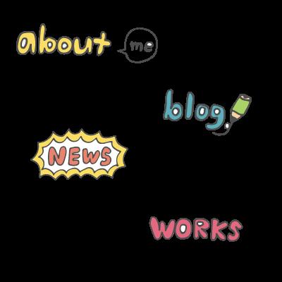 ゆるかわ文字作成します お教室案内、メニューなどに親しみやすいイメージをプラスします イメージ1