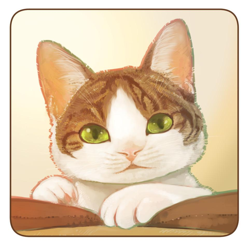 愛するペット、動物の似顔絵、写実イラスト描きます 大切なペットとの思い出を残したい方、プレゼントにもオススメ! イメージ1