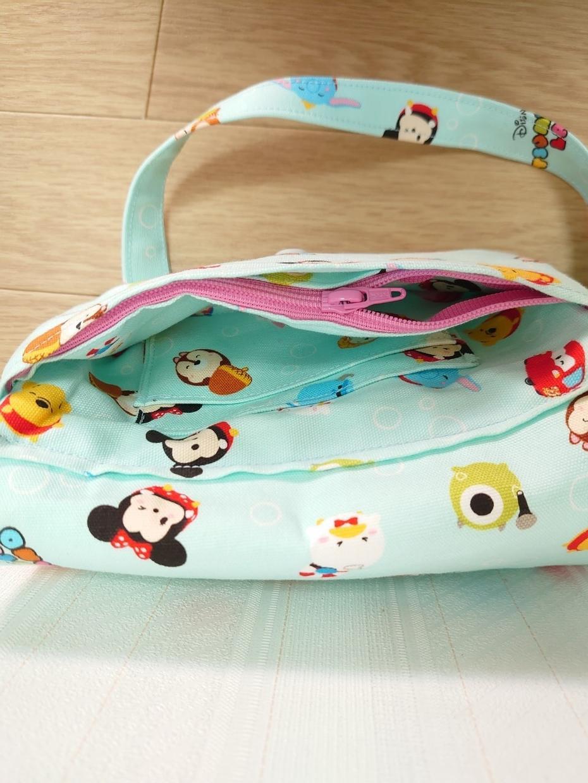 お子さん向けのバッグやポーチ作ります ニーズに合わせて作りますので、相談してください!