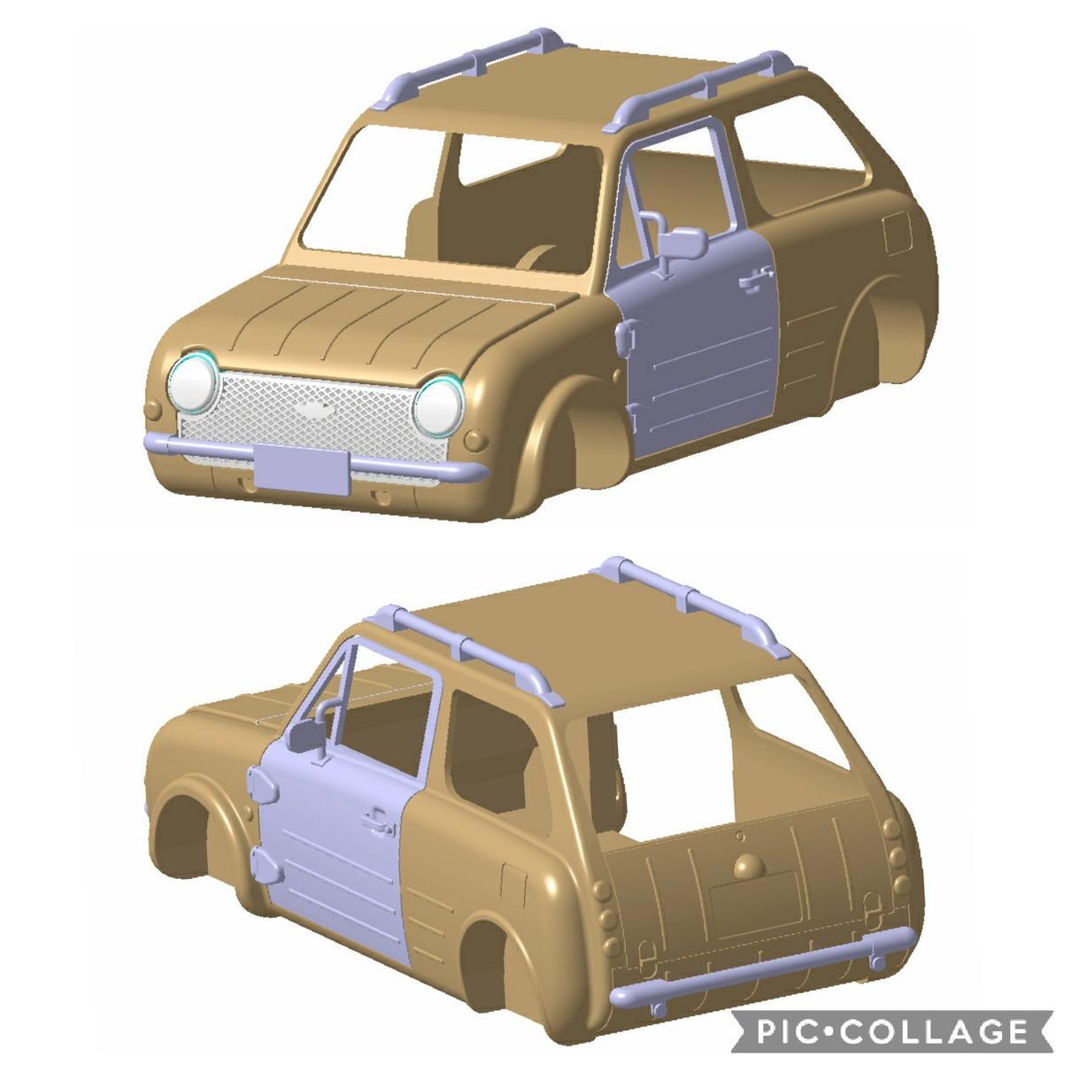 3Dデータ作成、部品設計、図面作成します 車、バイク、切削部品、アクセサリー、3Dプリント、3D曲面 イメージ1