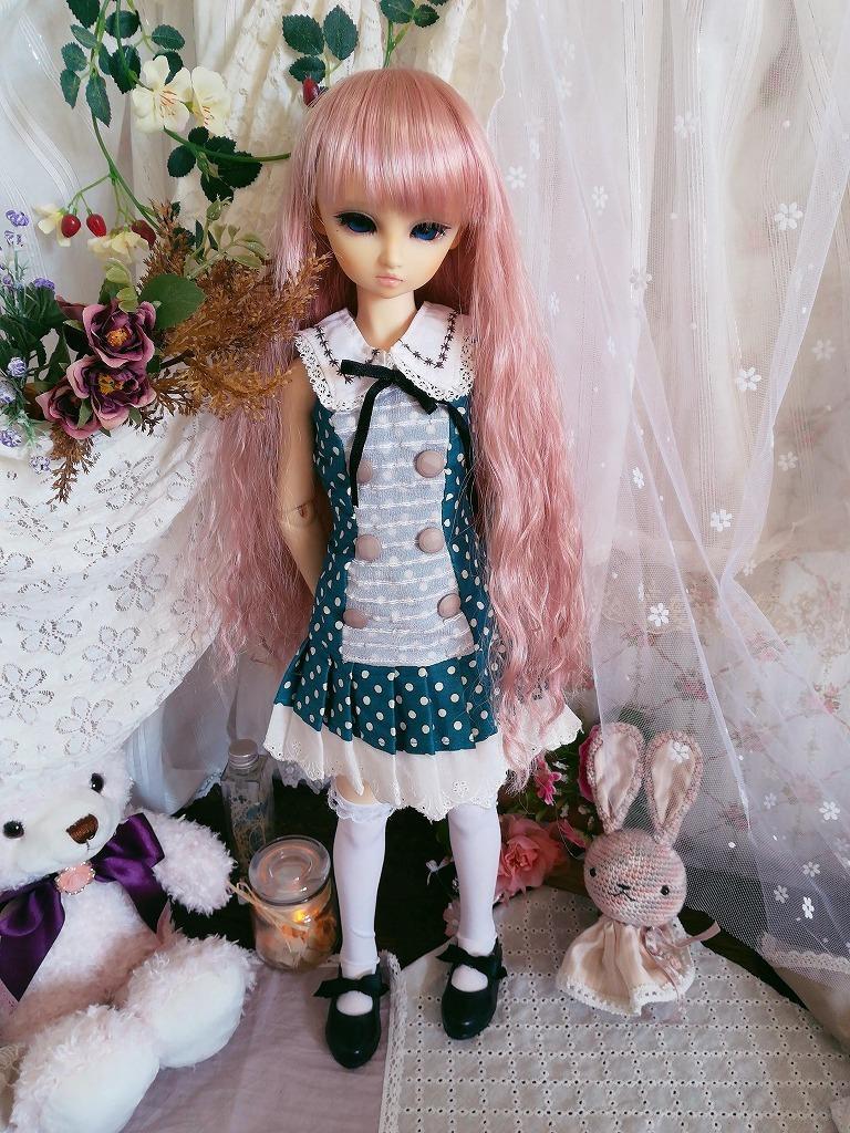 大切なお人形さんのためにドレスを製作致します お描きいただいたデザイン画からドールドレスをお作り致します。