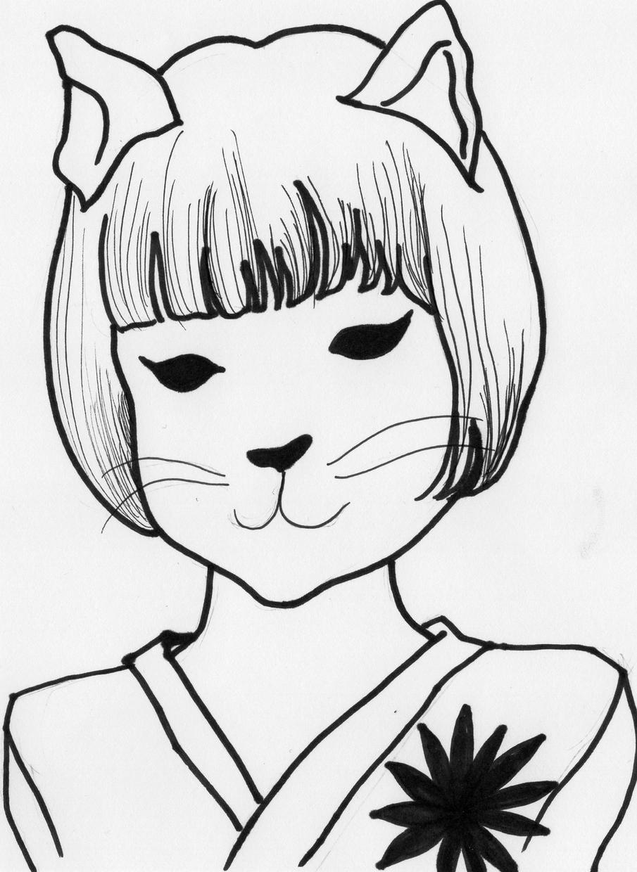 動物人間(動物を擬人化したもの)を描きます 一味違う、オリジナリティのある動物絵が欲しい方に。