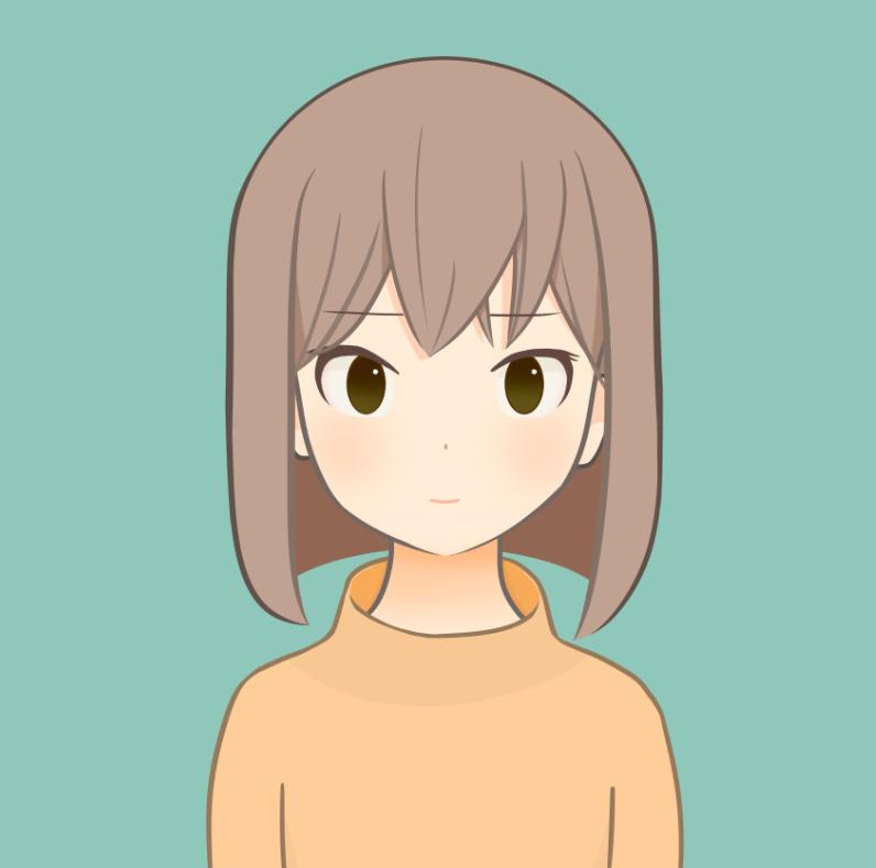 似顔絵アイコン描きます シンプルな絵柄の似顔絵アイコンを描きます。 イメージ1