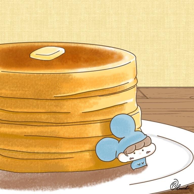 かわいい食べ物や飲み物のイラスト(背景有)描きます カフェメニューや挿絵、アイコンなどにピッタリのイラスト イメージ1