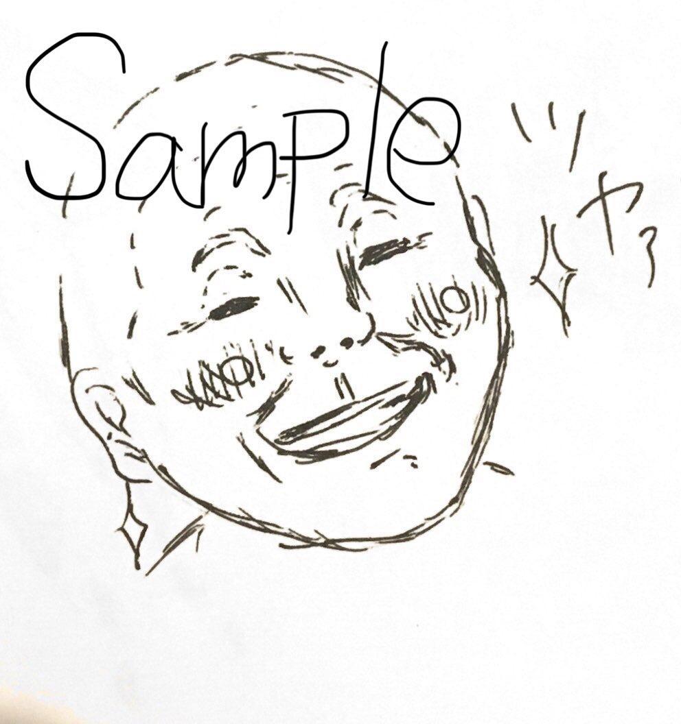 ボールペン、鉛筆描きでイラスト作製します アナログ描きの「手作り」雰囲気がお好きな方へ*
