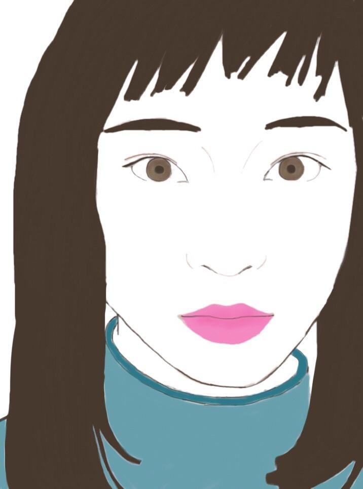 あなたのイメージからお洒落なタッチで似顔絵描きます アイコンでも!なんでも!あなたの要望に答えます!