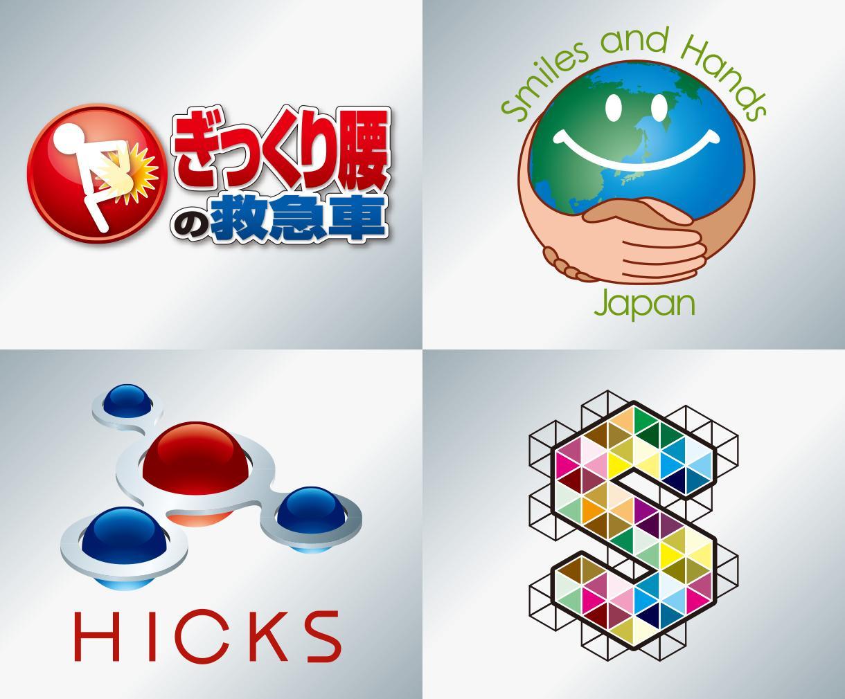 POPで人目を引くキャラクターロゴを制作します 顧客の目につき印象に残るロゴデザインをご提案します