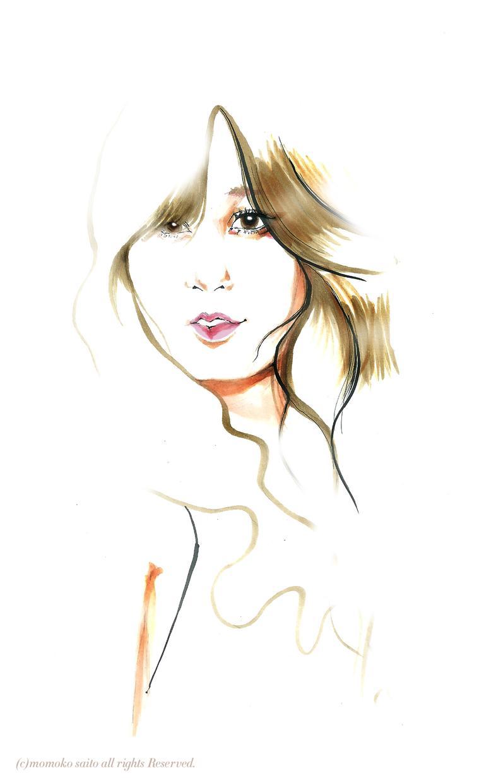 似顔絵をはじめとした各種イラスト作成を請け負います。