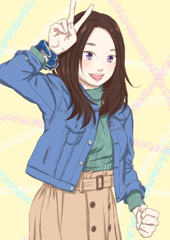 きれいでかわいい似顔絵描きます SNSアイコン・記念日・プレゼントなどに! イメージ1
