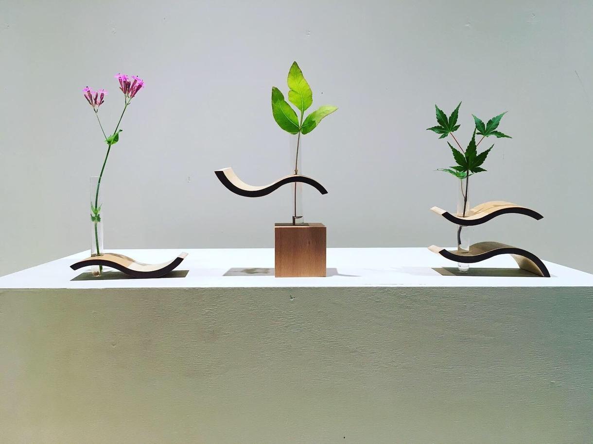 竹を用いて造形物作ります 一点物のオブジェを製作します。又は売ります。