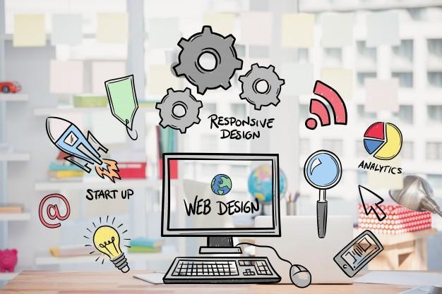 webデザインします 【ランキング1位御礼】webデザイン[デザインのみ]