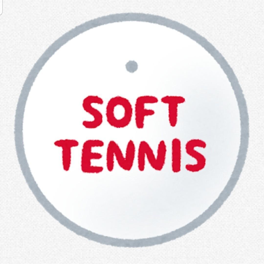 ソフトテニスの相談に乗ります ソフトテニス歴14年の県チャンピオンの私がサポート!