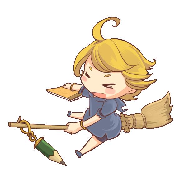 オリジナルのSDキャラクターをお描きします アイコンやHPに、可愛いオリジナルキャラクターを載せよう!