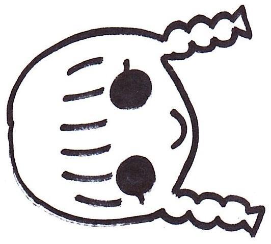 イラストやロゴをキーホルダーにします 大切なマークやキャラクター、ロゴを携帯したい人へ! イメージ1