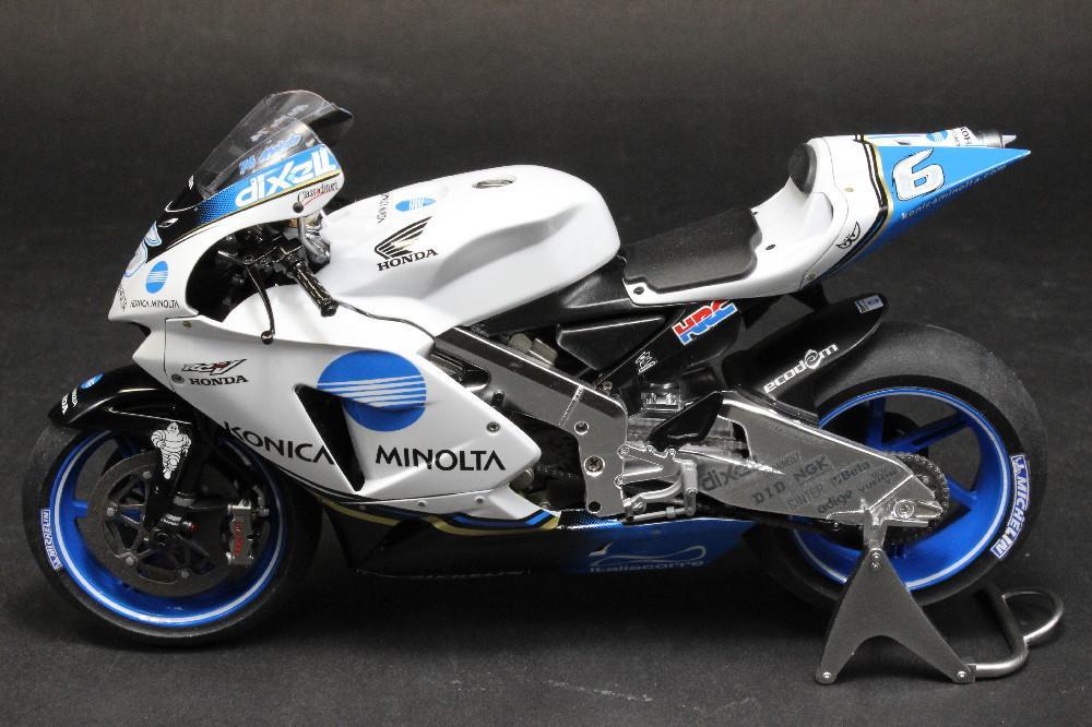 バイク模型全般の製作代行をします カッコイイ二輪模型が欲しい方にオススメです。